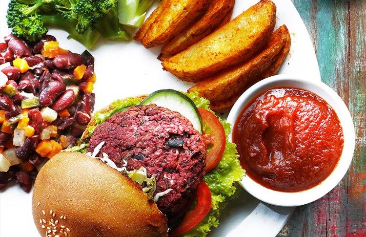 earthcafe-bali-vegan-burger