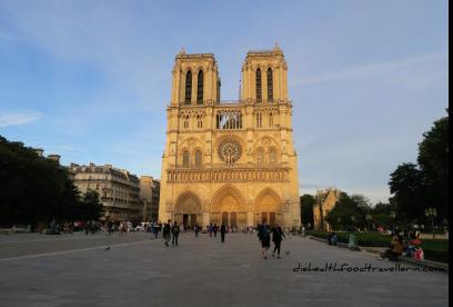 Notre Dame FEAT DEU