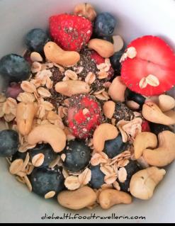 Protein Reiches Fruehstueck