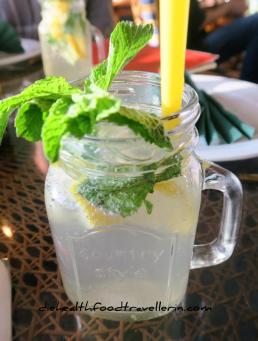 Maharani Hausgemachte Limonade