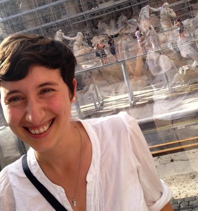 Healthfoodtraveller in Rome
