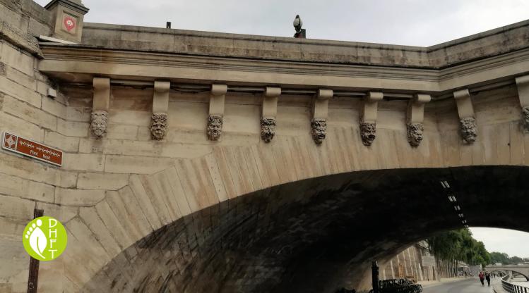 Paris Sehenswuerdigkeit Pont Neuf